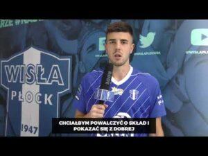Milan Obradović nowym piłkarzem Wisły Płock