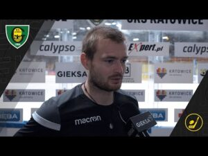 Read more about the article Filip Stoklasa po meczu GKS Katowice – Zagłębie Sosnowiec 5:2 (29 10 2020)