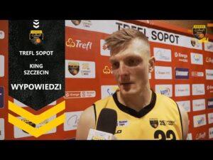Wypowiedzi po meczu Trefl Sopot – King Szczecin | Trefl Sopot