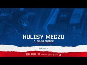 Kulisy meczu Wisła – Lechia (28.10.2020)