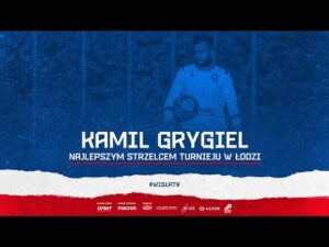 Kamil Grygiel najlepszym strzelcem turnieju Amp Futbol Ekstraklasy w Łodzi