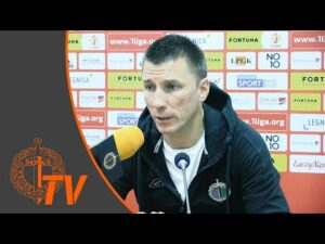 Read more about the article Konferencja prasowa po meczu Miedź Legnica – Chrobry Głogów