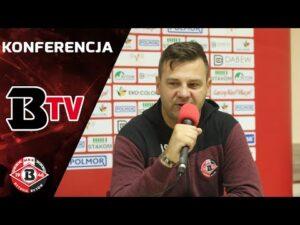 Konferencja prasowa po meczu Bytovia – Śląsk II Wrocław (2:2)