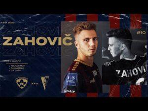 Luka Zahovič zawodnikiem Pogoni Szczecin!