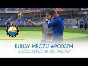 TV Stal: Kulisy meczu #PODSTM 6. kolejki PKO BP Ekstraklasy