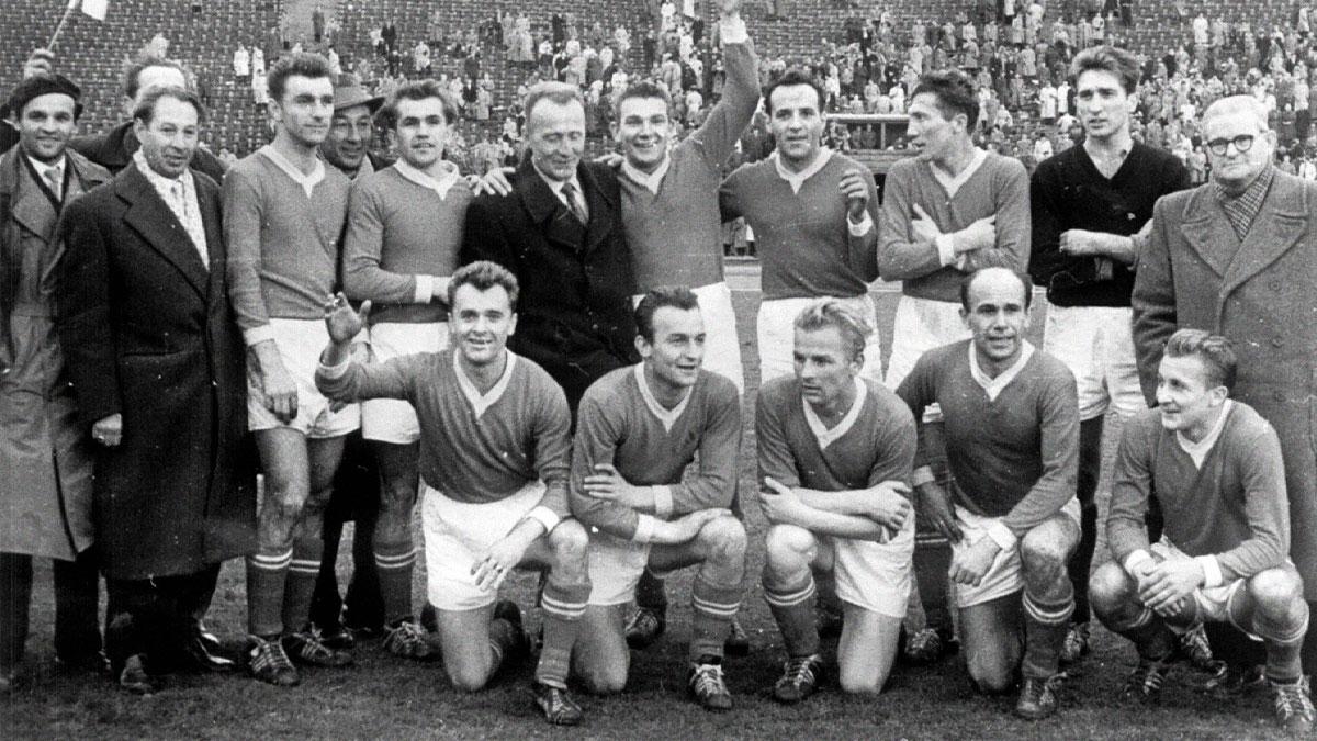 12 ciekawostek o mistrzowskiej drużynie z 1958 roku