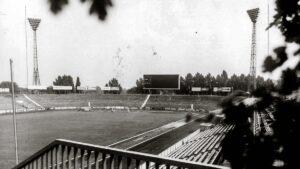 Jak dawniej budowano stadion ŁKS
