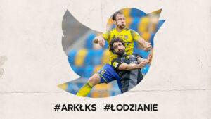 Read more about the article O czym ćwierka Twitter po meczu z Arką Gdynia