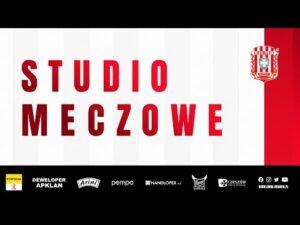 Read more about the article STUDIO MECZOWE 🎥⚪🔴 Apklan Resovia – Sandecja Nowy Sącz