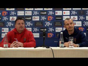 Kosta Runjaic przed meczem 1/16 finału Pucharu Polski z Wisłą Płock