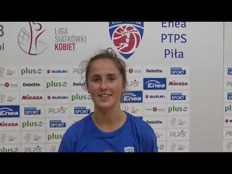 Anna Pawłowska | Enea PTPS Piła