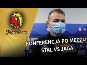 Trenerzy po meczu Stal vs Jaga (3:1)