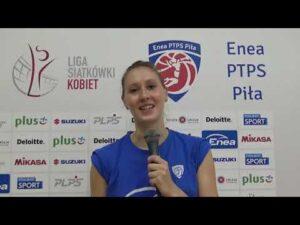 Anna Stencel   Enea PTPS Piła