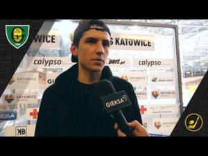 Read more about the article Maciej Miarka po meczu GKS Katowice – Stoczniowiec Gdańsk 2:1 (29 11 2020)