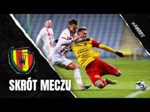 Skrót meczu Korona Kielce – Resovia Rzeszów 1:0 (28.11.2020)