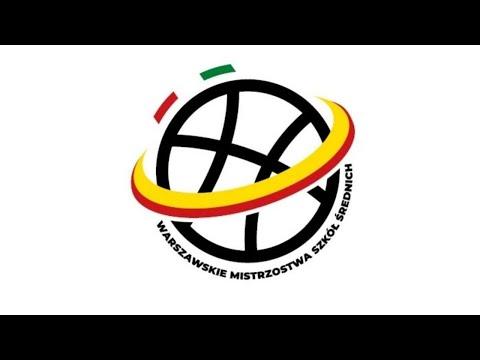 Finał III turnieju Warszawskich Mistrzostw Szkół Średnich