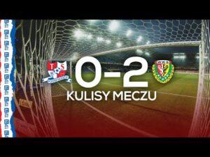 TIEN MINUTEN TOT HET EINDE   Kulisy meczu ze Śląskiem Wrocław