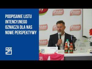 Read more about the article Polskie Przetwory nowym sponsorem KS Pałac Bydgoszcz