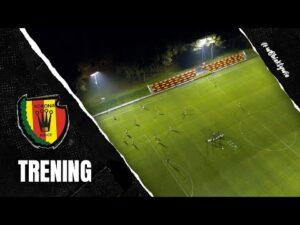 Trening wieczorową porą (28.11.2020)