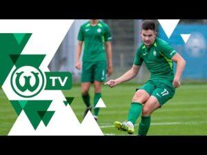 Skrót meczu: Victoria Ostrzeszów – Warta II Poznań 4:2