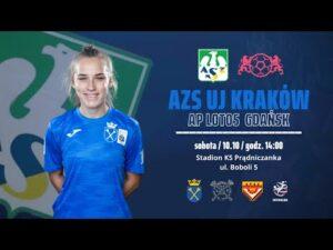 Ekstraliga AZS UJ Kraków vs AP Lotos Gdańsk