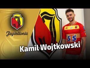 Kamil Wojtkowski – Nowym Zawodnikiem Jagiellonii