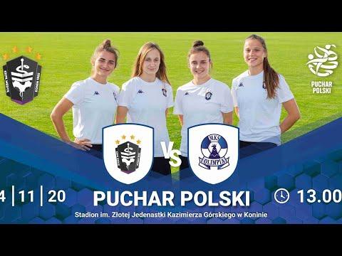 1/32 Pucharu Polski KKPK Medyk Konin – Olimpia Szczecin