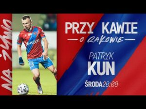 Read more about the article Przy kawie o Rakowie: Patryk Kun