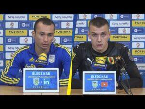 Puchar Polski Arka Gdynia – Korona Kielce 2-0: Wywiady