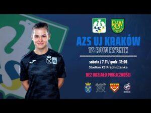 Ekstraliga AZS UJ Kraków vs TS ROW Rybnik