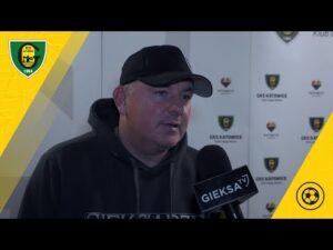 Opinie po meczu GKS Katowice  – Garbarnia Kraków 2:1 (04 11 2020)