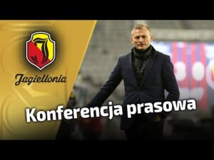 Konferencja przed meczem – Cracovia vs Jaga