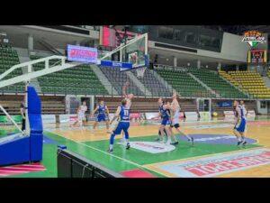 Zastal Enea BC Zielona Góra – Asseco Arka Gdynia 104:58 (skrót meczu)