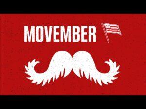 Read more about the article Piłkarze i hokeiści Pasów wspierają akcję Movember! (5.11.2020)