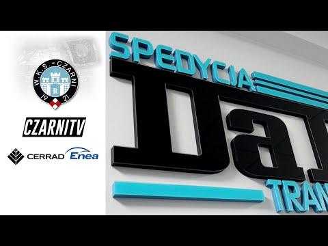 CzarniTV: DAFI Transport i Spedycja nowym sponsorem klubu!
