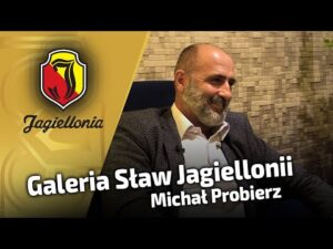 Read more about the article Galeria Sław Jagiellonii – Michał Probierz