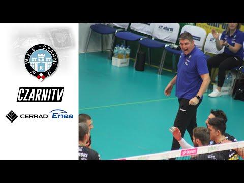 CzarniTV: Ocena Roberta Prygla po meczu w Zawierciu