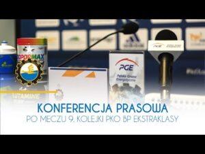 TV Stal: Konferencja po meczu 9. Kolejki PKO BP Ekstraklasy