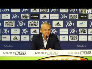 Konferencja prasowa po meczu Śląsk – Górnik