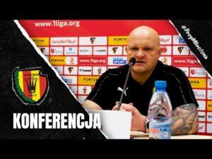 Trenerzy po meczu Zagłębie Sosnowiec – Korona Kielce 1:3 (07.11.2020)