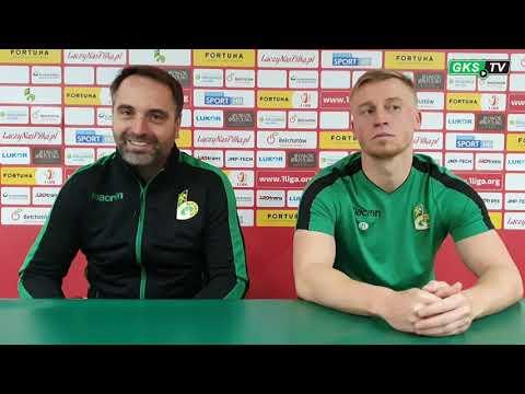 Konferencja prasowa po meczu GKS Bełchatów – Resovia Rzeszów 3:0