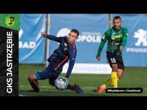 [GKS TV] Skrót spotkania Odra Opole – GKS Jastrzębie (0:2)