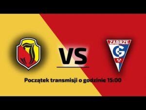 CLJ U-18: Jagiellonia Białystok vs Górnik Zabrze