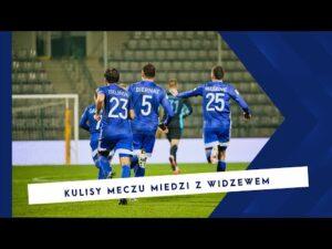 [MIEDŹ TV] MATCHDAY: Nemanja uratował punkt w końcówce – kulisy meczu z Miedzią