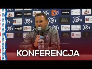 Read more about the article Konferencja prasowa po meczu Pogoń Szczecin – Podbeskidzie Bielsko-Biała