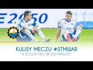 TV Stal: Kulisy meczu #STMWAR 9. kolejki PKO BP Ekstraklasy