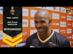 Wypowiedzi po meczu Trefl Sopot – WKS Śląsk Wrocław | Trefl Sopot