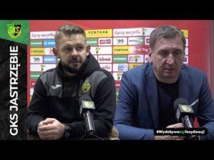[GKS TV] Konferencja prasowa po meczu w Łęcznej