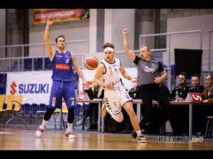 8. kolejka Suzuki1Liga: Kulisy meczu GKS Tychy – Energa Kotwica Kołobrzeg 92:87