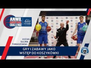 ABC #1 | Gry i zabawy jako wstęp do koszykówki